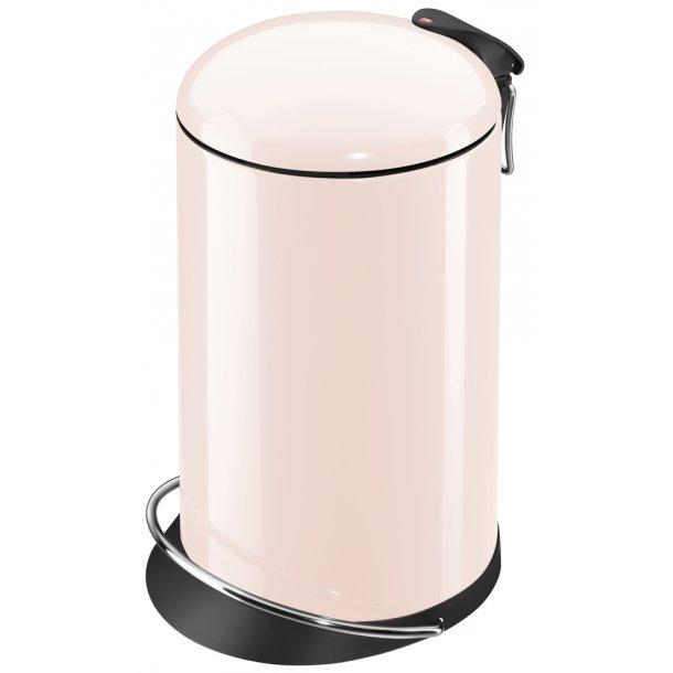 Hailo Affaldsspand TOPdesign M, støvet pink - 13 liter