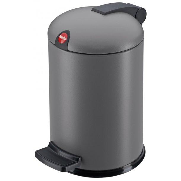 Hailo Affaldsspand 4 liter Design - Mat Grå