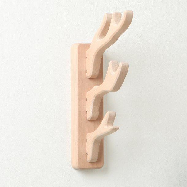 Pana Object Hangy Wall Hanger - beech wood