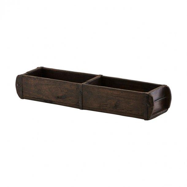 House Doctor Brick murstensform - mørk brun