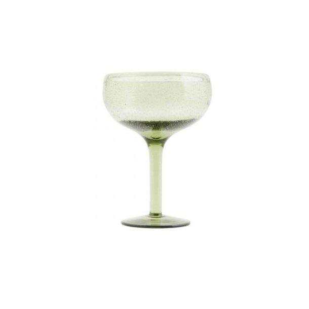 House Doctor Cocktailglas, Universal, Grøn, Dia.: 11