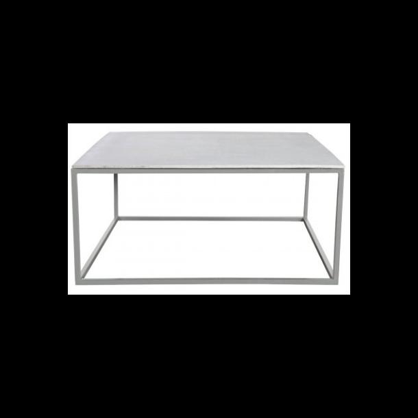 House Doctor Bordplade, Beton, 100x100 cm, Størrelse