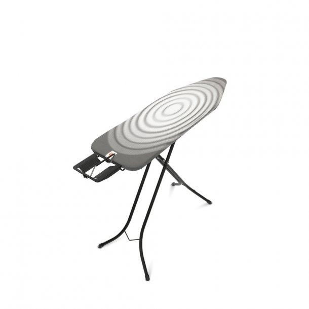 Brabantia Ironing Board 124 x 38 m / Hanger Titanium Oval
