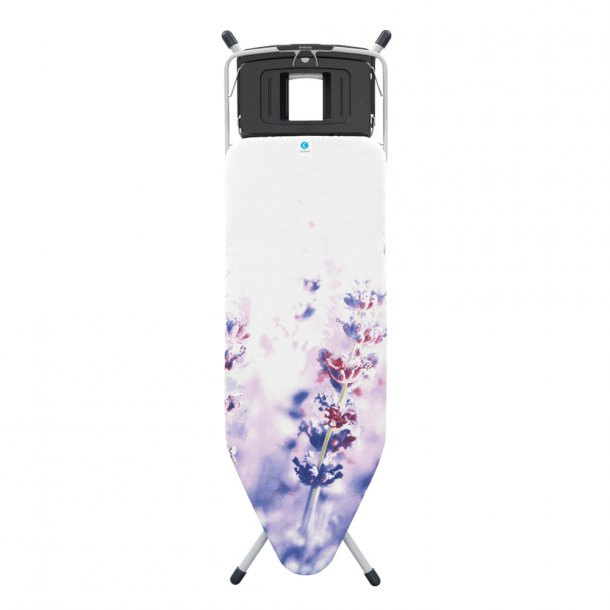 Brabantia Ironing Board 124 x 45 t / steamst. Lavender