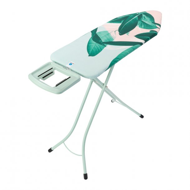 Brabantia Ironing Board C 124 x 45 m / holder - Tropical Leaves