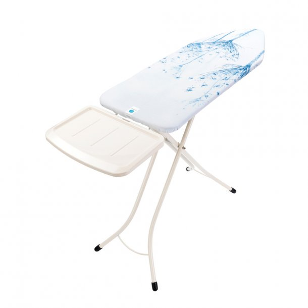 Brabantia Ironing Board 124 x 45 t / steamst. Cotton Flower