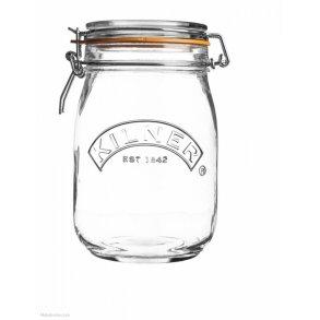 Sylteglas | Sylteglas med patentlåg | Sylteglas med skruelåg.