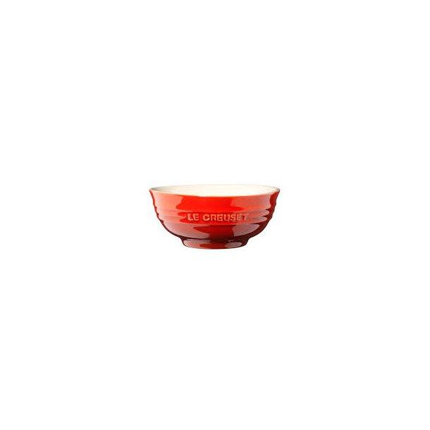 Le Creuset Müsliskål 0,35 L/14 cm - Rød