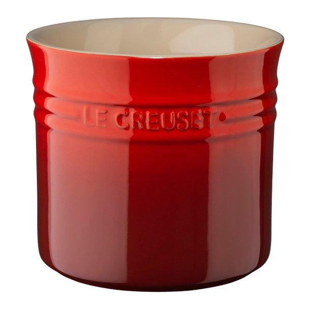 Le Creuset Redskabskrukke til Køkkenredskaber 2,3 Liter Rød
