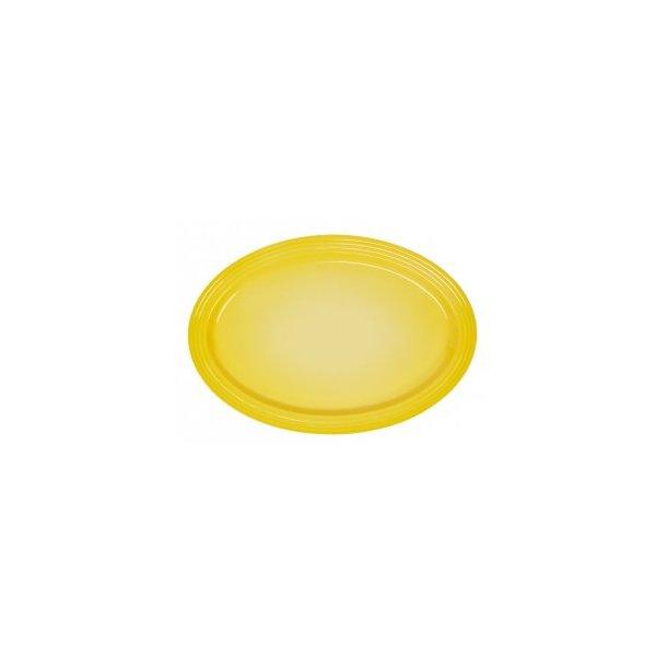 Le Creuset Signature ovalt serveringsfad 46 cm Soleil