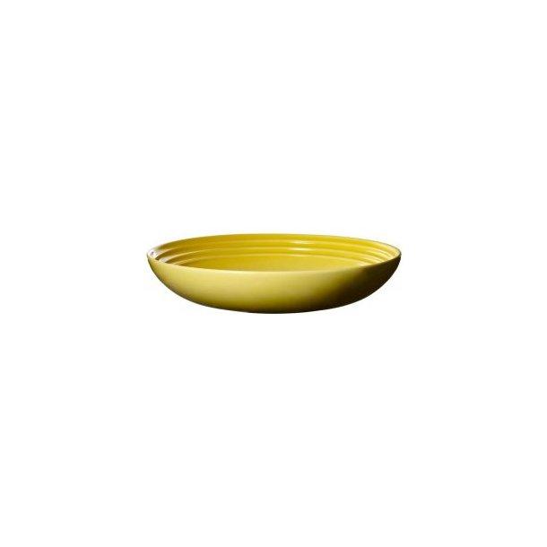 Le Creuset Signature pasta tallerken 22 cm Soleil