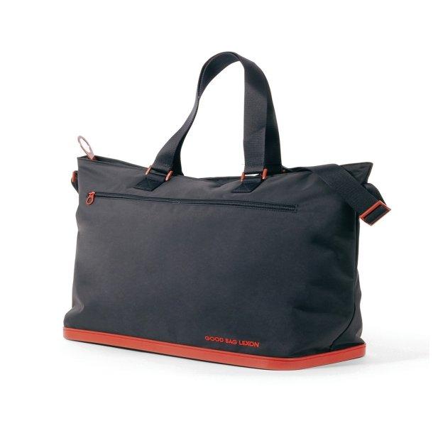 Lexon Good Bag Taske i Grå / Orange