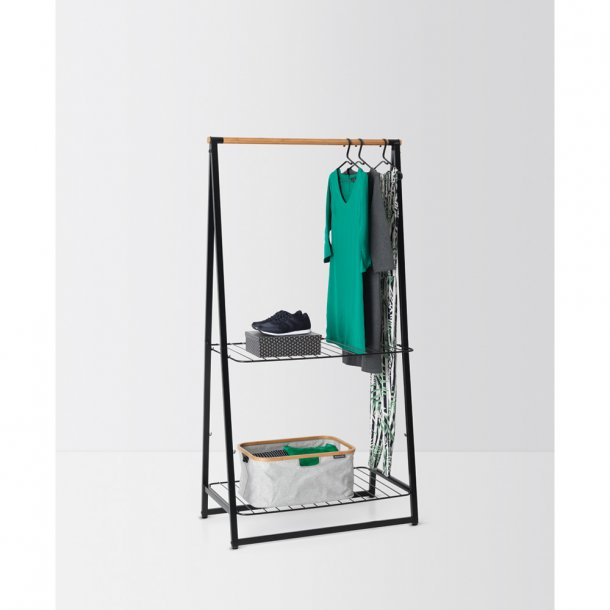 Brabantia Linn Clothes Rack, Large Black
