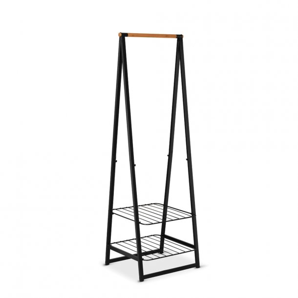 Brabantia Linn Clothes Rack, Small Black