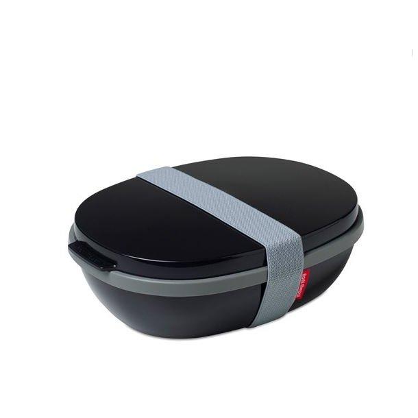 Köp Rosti Mepal Elipse Duo Lunchbox - Sort Billiga Frakt - Snabb ... 88392ea557b05