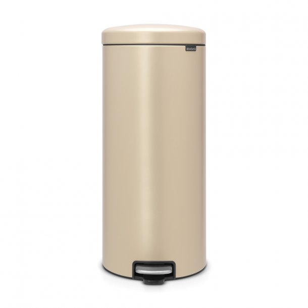 Brabantia Pedalspand NewIcon 30 ltr. Mineral Golden Beach