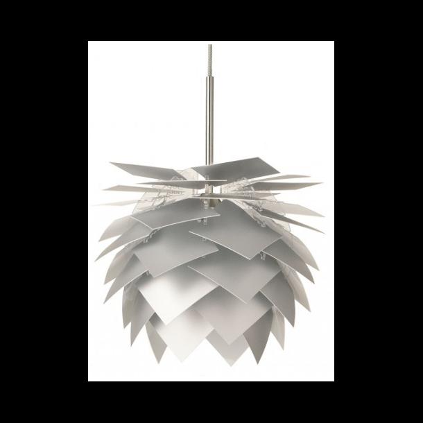 DYBERG-LARSEN XS Pendel Ø 18 cm - Aluminium Look