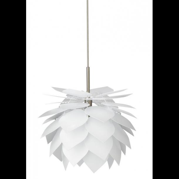 DYBERG-LARSEN PineApple XS DripDrop Pendel Ø18 cm - Hvid