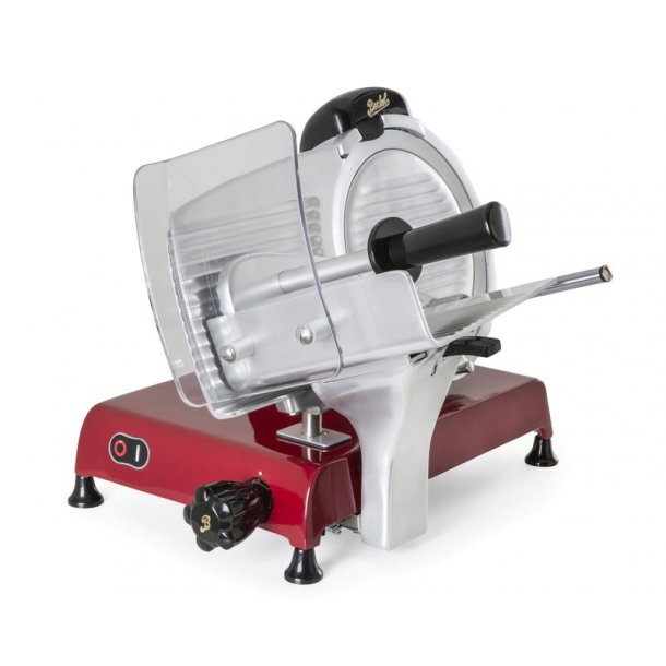 Berkel Red Line 250 Pålægsmaskine Rød Klinge Ø 25 cm