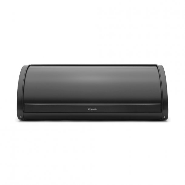 Brabantia Breadbox Roll top Matt Black