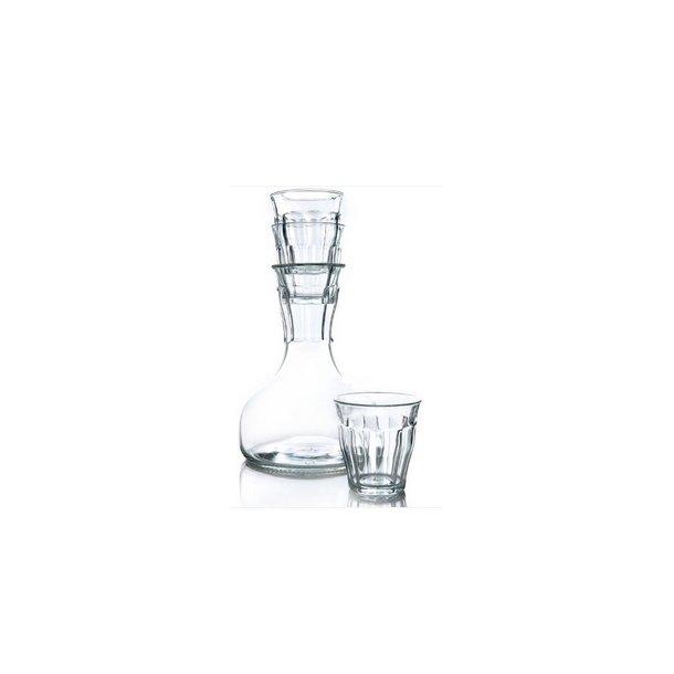 Royal Vkb Glas Sæt - Karaffel/ 4 Glas
