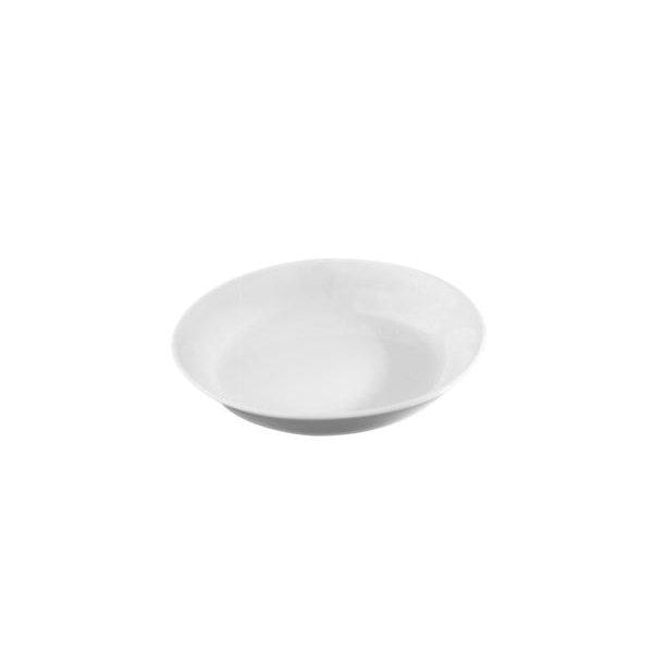 Pillivuyt Crème Brûlée Tallerken - Hvid 25 Cl Ø14,5