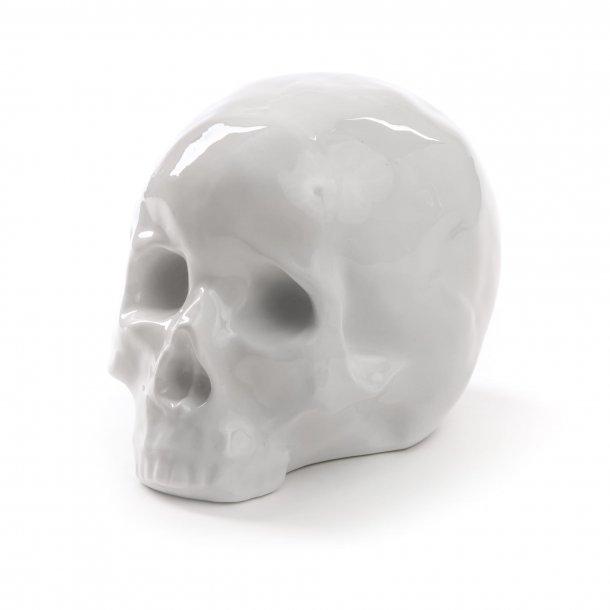 Seletti Porcelæn Kranium - Hvid