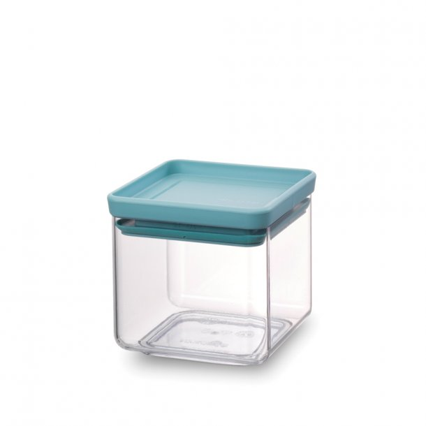 Brabantia storage box square 0.7 ltr. Tasty Colors Mint