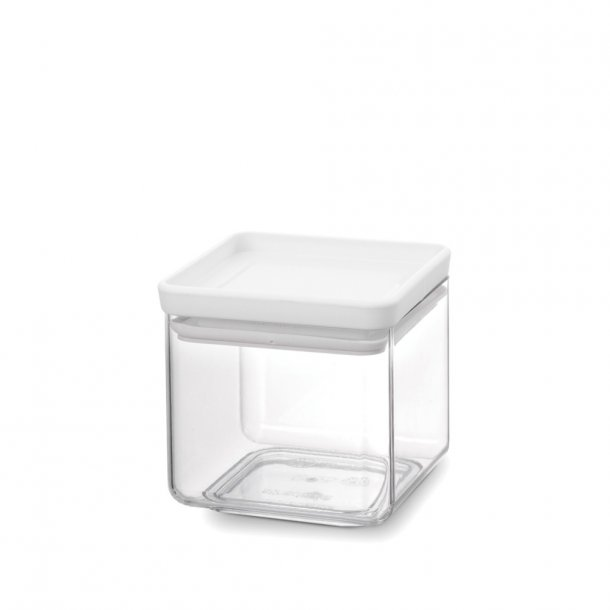 Brabantia TASTY+ Opbevaringsbox - 0,7 l. - Lys Grå