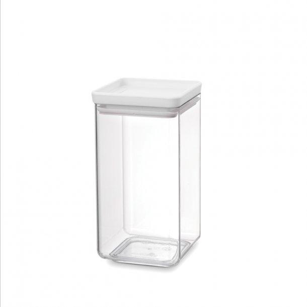 Brabantia TASTY+ Opbevaringsbox 1,6 l. - Lys Grå
