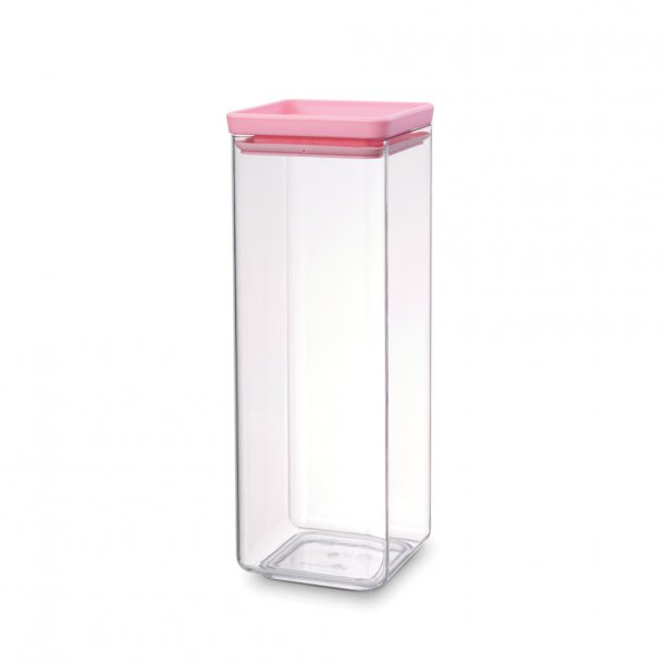 Brabantia Storage Box 2.5 Ltr. Tasty Colors Pink