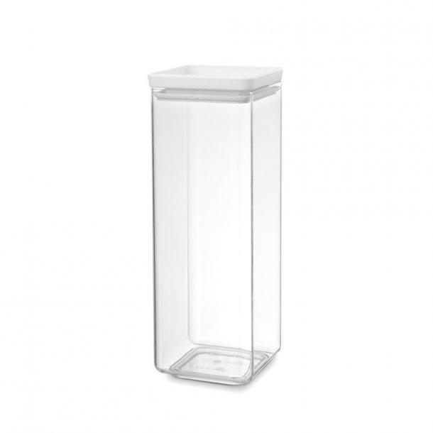 Brabantia TASTY+ Opbevaringsbox 2,5 l. - Lys Grå