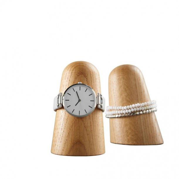 dot aarhus Time-Off Ur- og armbåndsholder Large Eg