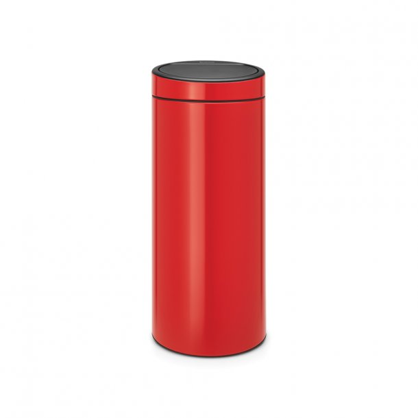 Brabantia Touch bin 30 ltr. Passion Red