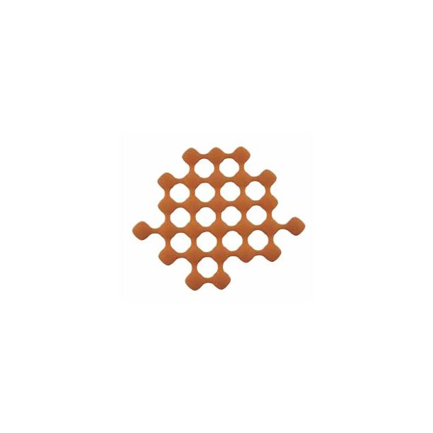 Zone Confetti Bordskåner Orange