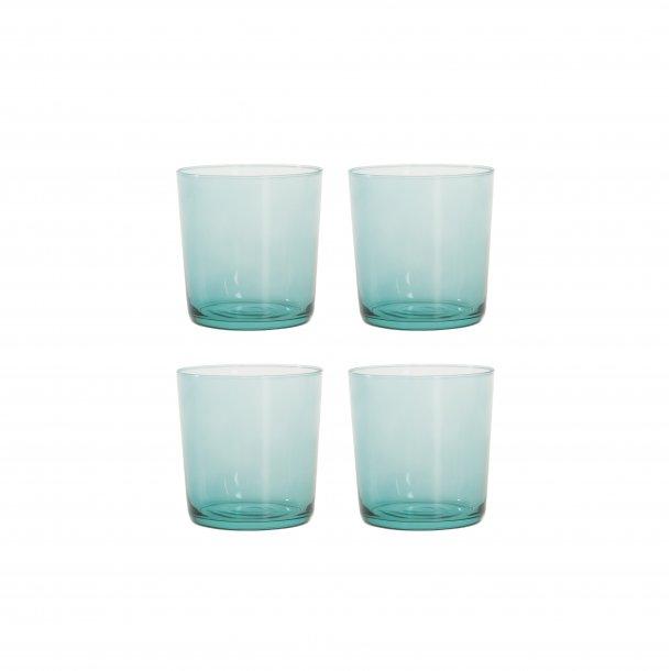 Aida RAW Vandglas 37 Cl Grøn 4 Stk