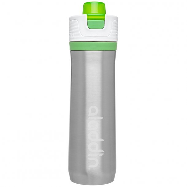 Aladdin Active Hydration flaske vacuum 0,6L, grøn