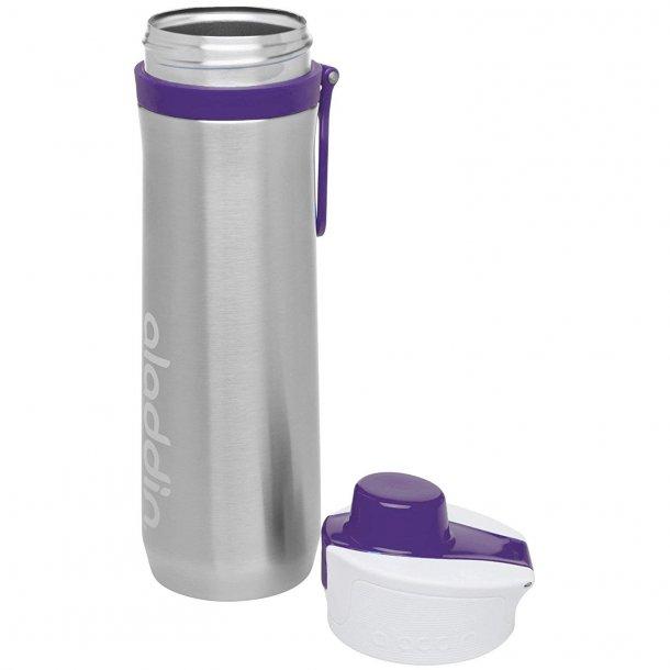 Aladdin Active Hydration flaske vacuum 0,6L, lilla