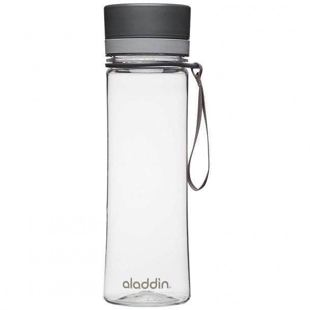 Aladdin Aveo vandflaske 0,6L, grå
