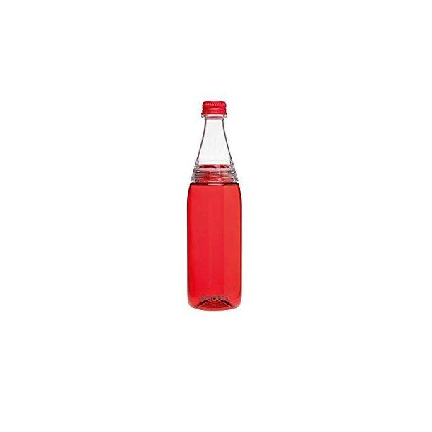 Aladdin Fresco Twist&Go vandflaske 0.7L, rød