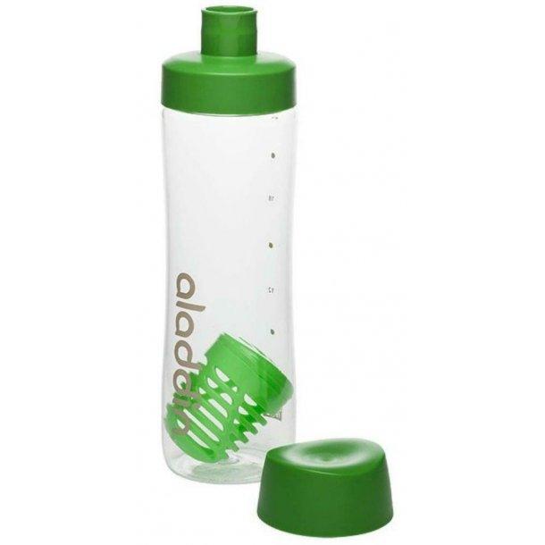 Aladdin Infuse vandflaske 0,7L, grøn