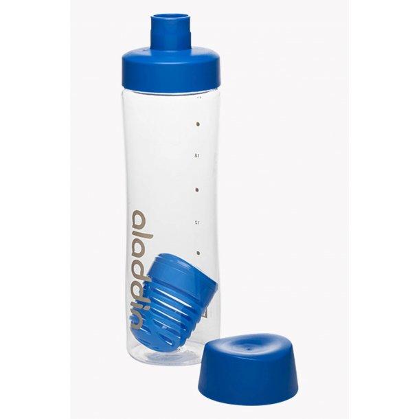 Aladdin Infuse vandflaske 0,7L, blå
