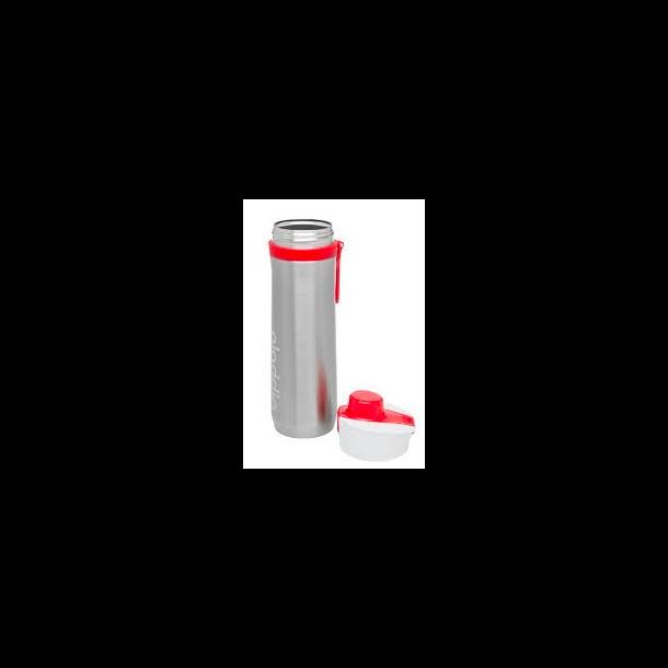 Aladdin Active Hydration flaske vacuum 0,6L, rød