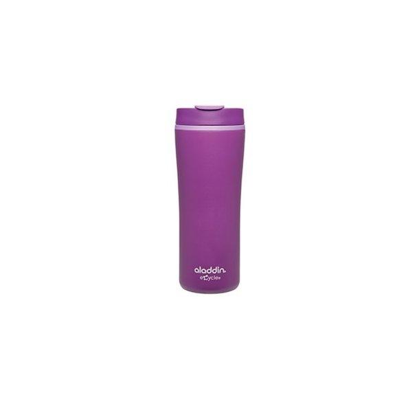 Aladdin Genbrugs plastkrus 0,35L, lilla