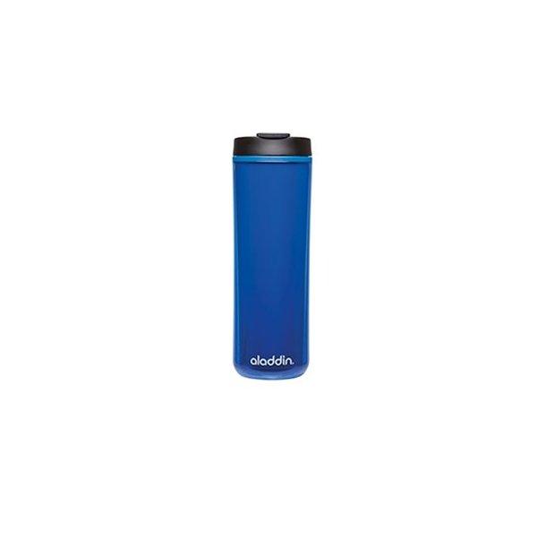 Aladdin Isolerende plastikkrus, 0.47L, blå