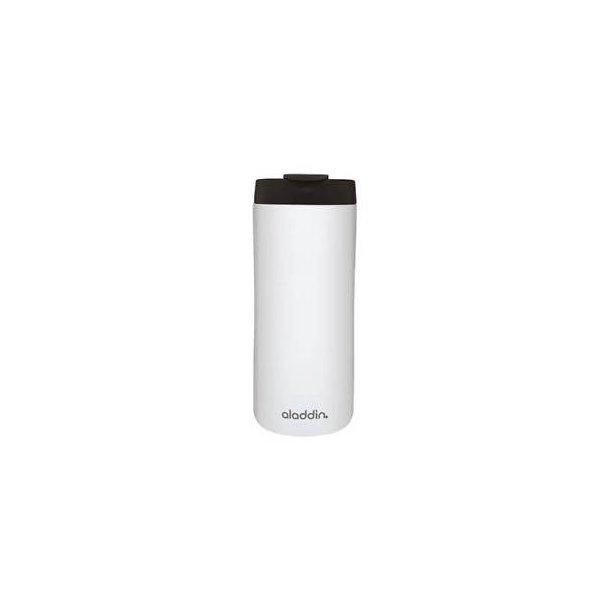 Aladdin Vacuum krus 0,35L, rustfrit stål, hvid