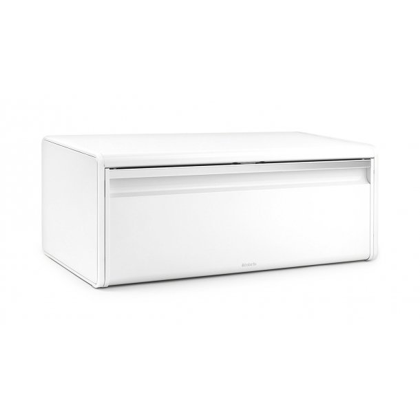 Brabantia Bread box Rectangular with Front Opening - White