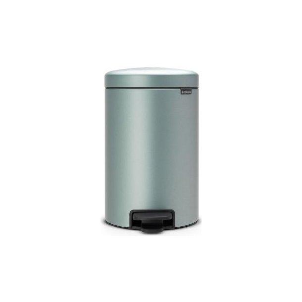 Brabantia Pedalspand newIcon 12 Liter Metallic Mint - 113765