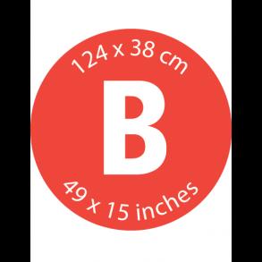 Brabantia Strygebræt Mærke B