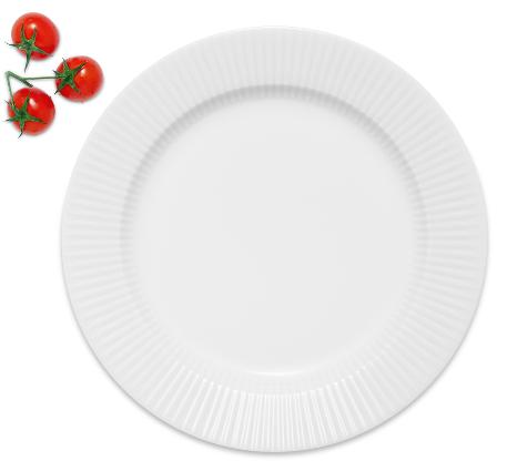 Tallerkener - kagetallerken, middagstallerken, frokost tallerken